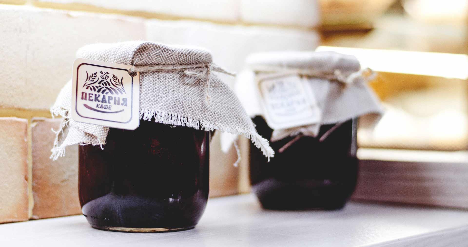 Bien emballer les aliments: les pots en verre