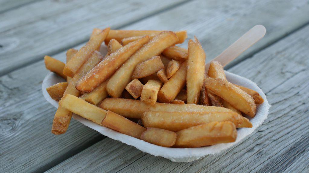 Pour percer le secret des frites belges, suivez les astuces de Laurence Horeca